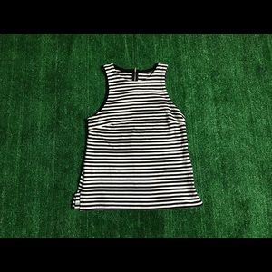 Banana Republic Striped Tank Top